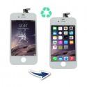 Prestation reconditionnement Iphone 4 Blanc