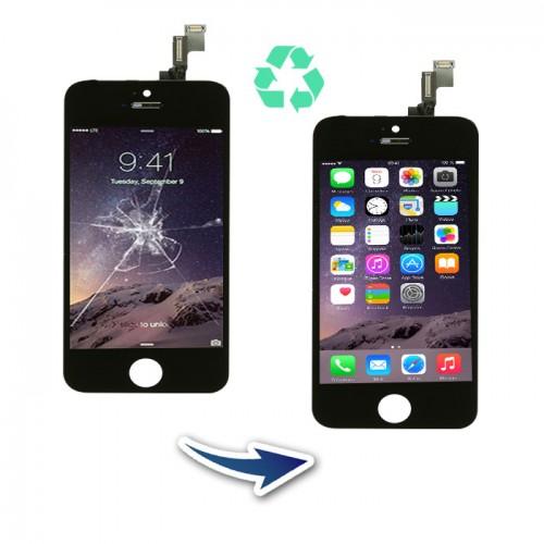 Prestation reconditionnement Iphone 5S/SE Noir