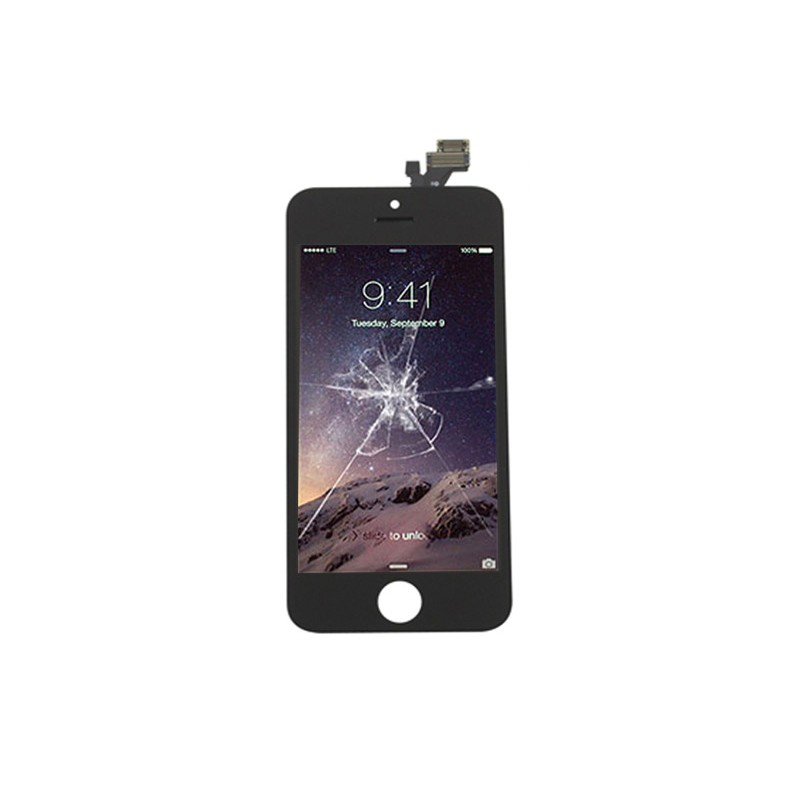 Ecran Iphone 5C compatible